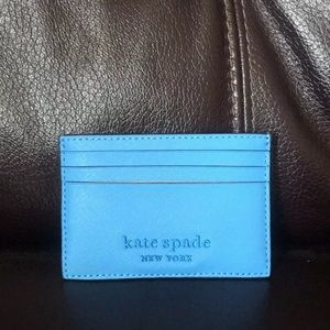 Kate Spade Small Wallet Oceanside (Blue)